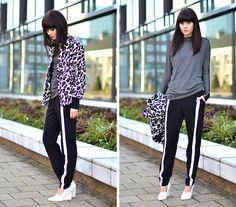 Get this look: http://lb.nu/look/4622161  More looks by Lucy De B.: http://lb.nu/lovelybylucy  Items in this look:  Bright Leopard Jacket