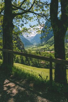 The Most Beautiful Place in the World? Lauterbrunnen, Switzerland • The Overseas Escape: