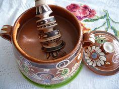 Abueltita hot chocolate