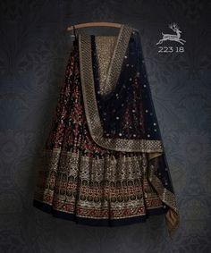 10 Bridal Swati Manish Lehengas Under That Are Totally Worth Buying Post Discount - Indian Gowns Dresses, Indian Fashion Dresses, Indian Designer Outfits, Indian Designers, Indian Bridal Outfits, Indian Wedding Outfits, Wedding Dresses, Indian Weddings, Bouquet Wedding