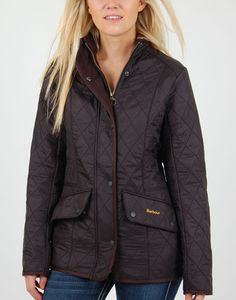 Barbour womens ferndown jacket