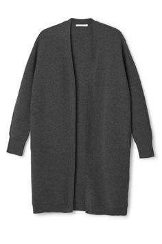Weekday | Knitwear | Scott knit cardigan