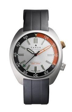 Swiss Made. Aqua Compressor with Silver sunray dial. Cool Watches, Wrist Watches, Latest Watches, Fashion Watches, Stylish Watches, Luxury Watches For Men, Affordable Automatic Watches, Aqua, Moda Masculina