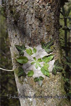 Argile en forêt (avec autorisation de l'arbre au préalable) Art Et Nature, Theme Nature, Nature Crafts, Fall Crafts, Forest School Activities, Art Activities, Land Art, Kids Art Class, Art For Kids
