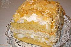 Omas * Over-Over-Slices - Lecker Essen & Rezepte - Easy Vanilla Cake Recipe, Chocolate Cake Recipe Easy, Chocolate Cookie Recipes, Tasty Recipe, Easy Cheesecake Recipes, Cake Mix Recipes, Easy Cookie Recipes, Cheesecake Cookies, Cupcake Recipes