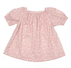 Talc pink rabbits baby dress! NEW!!!