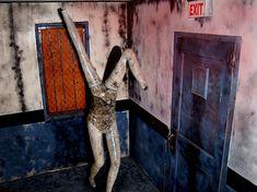 """""""Mannequin Monster"""" Silent Hill fan art by EileenGalvin.deviantart.com"""