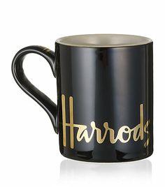 Harrods Logo Mug