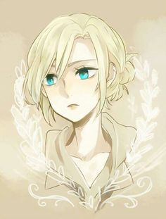 Annie Leonhardt. If you insult her, I'll come after you.