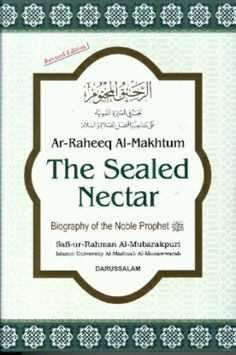 Ar-Raheeq Al-Makhtum (The Sealed Nectar) by Safiur Rahman Mubarakpuri is a beautiful and detailed account of the Prophet's Life.