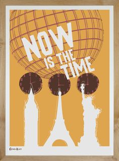 Image of Now is the time