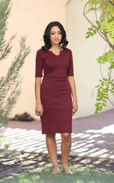 The Kristy Dress All I need is a great necklace, cute belt and fierce heels!