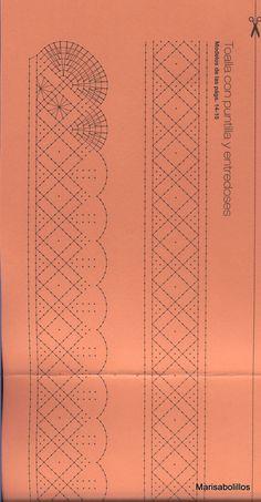 Archivo de álbumes Crochet Gratis, Crochet Lace, Doily Art, Bobbin Lacemaking, Bobbin Lace Patterns, Quilt Border, Lace Heart, How To Make Pillows, Needle Lace