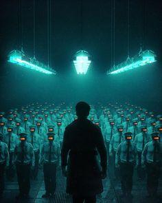 Likes, 12 Comments - Cyberpunk Arte Cyberpunk, Cyberpunk Aesthetic, Cyberpunk City, Cgi, Bühnen Design, Space Opera, Decoration Inspiration, Blender 3d, Sci Fi Art
