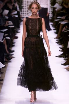 Balmain Spring 2002 Couture Fashion Show: Complete Collection - Style.com