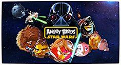 :) Bolos por Piada :): Março de 2016 : Angry Birds Star WarsE porque o Ga...