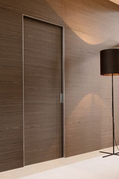 Quadra | pocket sliding door by @albedmilano  By Delmonte, #design Massimo Luca