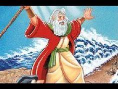 Dessin animé : Moïse et Les dix commandements - KT42
