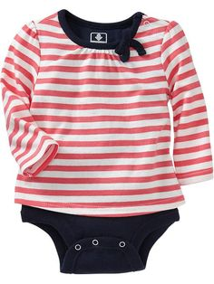 Old Navy | 2-in-1 Tee Bodysuits for Baby