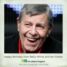 JERRY LEWIS   86 YEARS OLD....LOVE