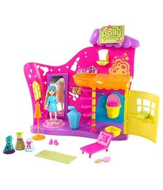 Mattel Polly Pocket Color Change Makeover Set (Imported) Doll Houses, http://www.snapdeal.com/product/mattel-polly-pocket-color-change/481726759