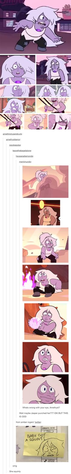 I think it's because she reformed too quickly the last time. She was worried about Steven and Connie, ya know?