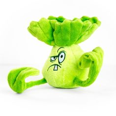 Plants vs. Zombies Store: Bonk Choy Plush Toy - Plush & Toys