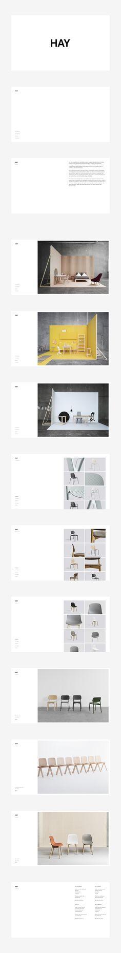 Ознакомьтесь с этим проектом @Behance: «HAY Concept» https://www.behance.net/gallery/46743001/HAY-Concept