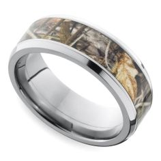 ddcb057b8dd7a4 20 Best Camo Men's Wedding Rings images in 2016 | Camo men, Camo ...