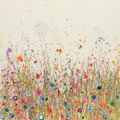 Your Kisses Still Give Me Butterflies - Latest Original Oil Artwork & Paintings | Yvonne Coomber
