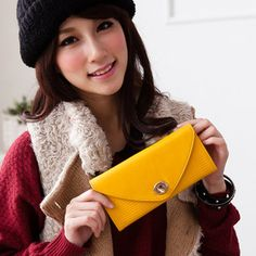 Chic card wallet for women