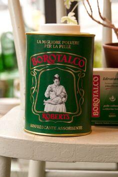 Borotalco Italian Powder   watsonkennedy.com