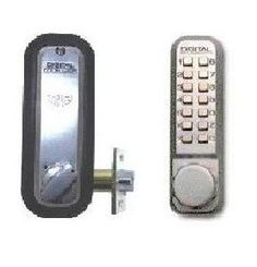 Lockey 2230 Single Sided Keyless Mechanical Spring Deadlatch from the 2000 Series, Bright Brass by Lockey. $104.93. Lockey 2230 Single Sided Keyless Mechanical Spring Deadlatch The latch bolt of built-in spring deadlatches are drilled into the door. The latch head contains a burglar proof plunger for added protection. The 2230 Spring Lock Deadlatch locks automatically every time the door closes for maximum security. This lock is most commonly used on custodial and mainte...