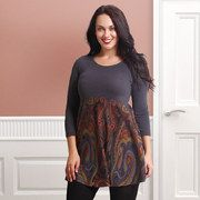Take a look at the Tunic Love | Plus event on #zulily today!