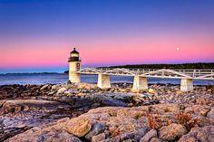 Marshall Point Lighthouse   Glen Cove, Maine √