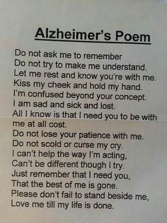 Alzheimer's Reminder