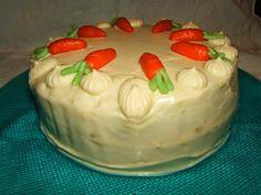 Carrot cake versione vegan | Paradiso dei Dolci Vegan