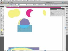 Just a great tutorial for several tools and shapes in illustrator