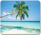 White sand beach - Falmouth, Jamaica
