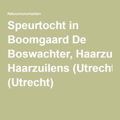 Speurtocht in Boomgaard De Boswachter, Haarzuilens (Utrecht)