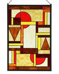 Frank Lloyd Wright Stained Glass, Prairie and Arts and Crafts ...
