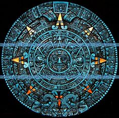 Hand-painted Aztec Art by an experienced artisan from Mexico City, Mexico. The material is stone mix and will have slight differences as each are painted personally by hand. All have a metal loop on back used for hanging. Don't settle for Resin/Plastic, Buy Stone-Mix, it's Sun and Rain-Resistant. http://www.ebay.com/usr/aztec_treasures…