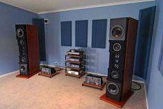 II/ Fotos de sistemas de audio de todo tipo / Pictures of Audio Settings / Аудио-системы в фотографиях - Página 9 Audiophile Turntable, Hifi Stereo, High End Hifi, High End Audio, Equipment For Sale, Audio Equipment, Fi Car Audio, Big Speakers, Tower Speakers