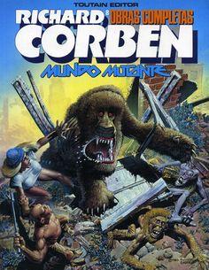 Comic Richard Corben. Obras Completas nº 8