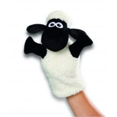 Shaun the Sheep Hand Puppet