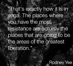 Yoga has done so much for me since I started my practice. This is 100% true