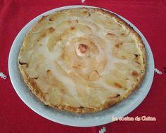 Cómo hacer de forma rapidísima una tarta de manzana. ¡Te va a sorprender!
