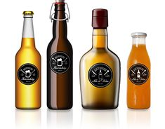 """Check out new work on my @Behance portfolio: """"Bottle Label"""" http://be.net/gallery/63760297/Bottle-Label"""