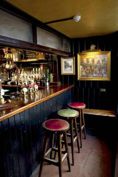 London's top ten tiny bars