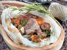 Χοιρινό Archives - Page 3 of 10 - www. Greek Recipes, Pork Recipes, Salad Recipes, Cooking Recipes, Recipies, The Kitchen Food Network, Steak In Oven, Greek Cooking, Cooking Pumpkin
